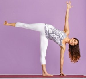 Good yoga knee
