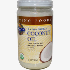 Coconut Oil - Add Fat to Smoothie