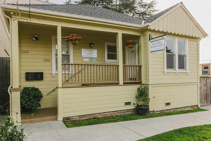 East Bay Acupuncture Front of Office 2
