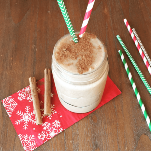 The Perfect Winter Breakfast: The Gingerbread Smoothie