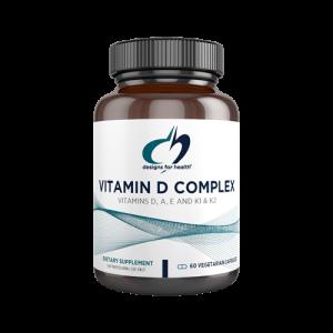 Vitamin D Complex - Prophylaxis Protocol